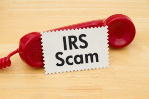 tax services accounting services Tucson CPAs IRS phone Scams