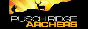 puschridge archers logo