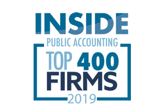 inside public accounting top 400 cpa firms graphic